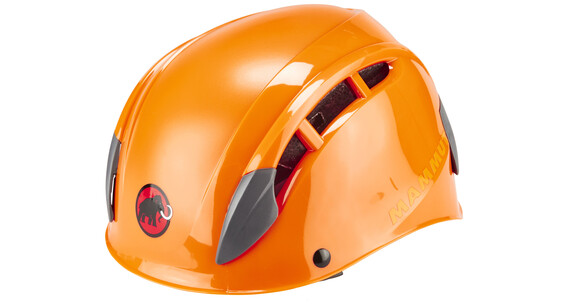 Mammut Skywalker 2 - Casco de escalada - naranja